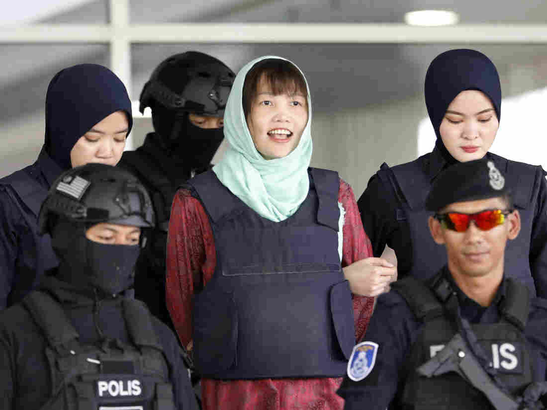 Murder Charge Dropped for Vietnamese Woman in Kim Jong Nam Killing