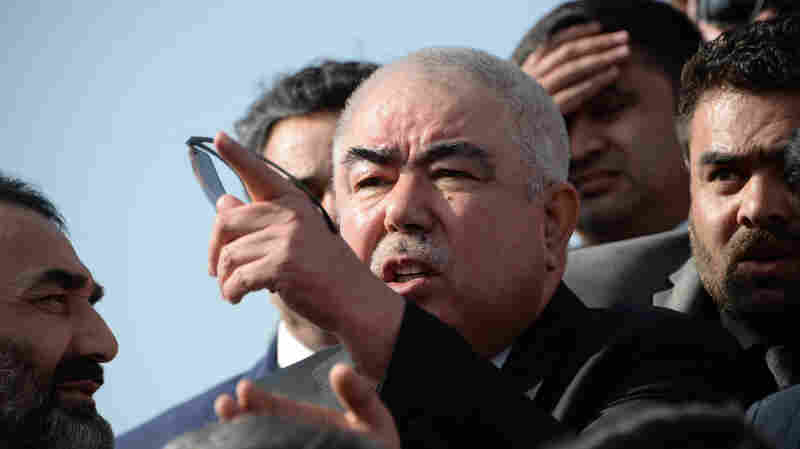 Afghan Vice President Survives 2nd Assassination Attempt In Less Than A Year