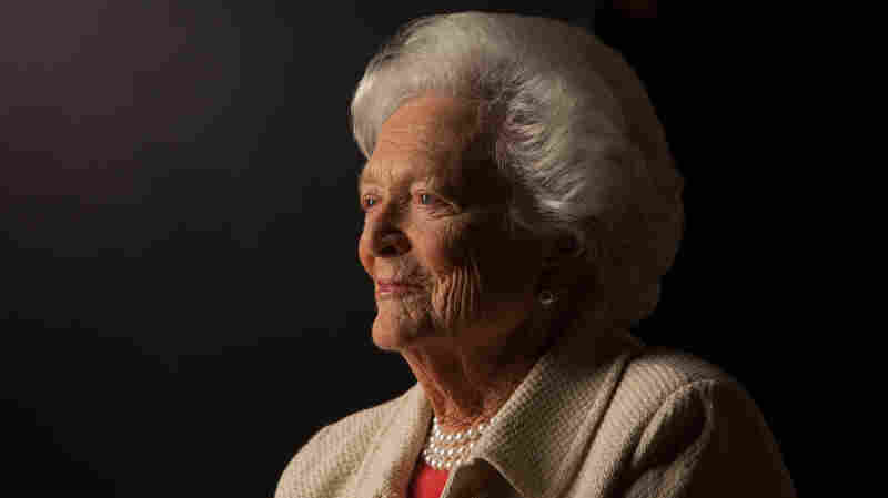 'The Matriarch' Presents Barbara Bush As Indispensable To 2 Bush Presidencies