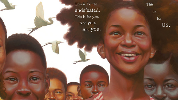 This Is For 'The Undefeated': A New Picture Book Celebrates Black Brilliance