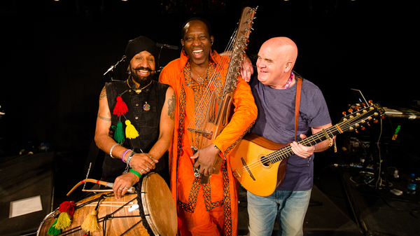 Hear Afro Celt Sound System on this edition of The Thistle & Shamrock.