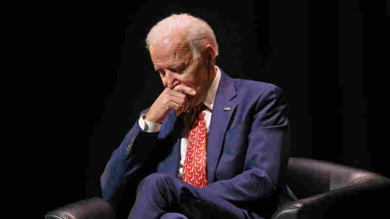Joe Biden Is Democrats' Past, But New Allegations Mean He Might Not Be Their Future