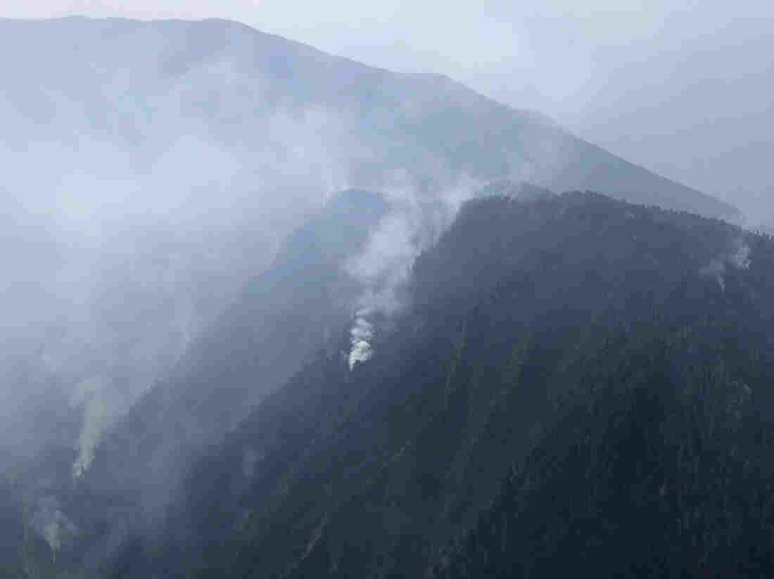 Chinese firefighters die as blaze sweeps forest in Sichuan