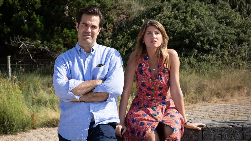 Rob Delaney On Wrapping Up Amazon's 'Catastrophe' And