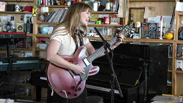 Courtney Marie Andrews: Tiny Desk Concert