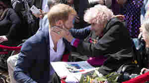 99-Year-Old Australian Superfan Of Prince Harry Dies