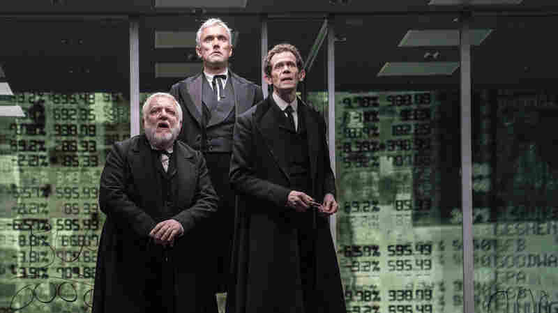 Financial Catastrophe Makes For Riveting Theater In 'The Lehman Trilogy'