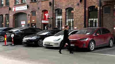 Electric Cars Hit Record In Norway, Making Up Nearly 60% Of Sales In March