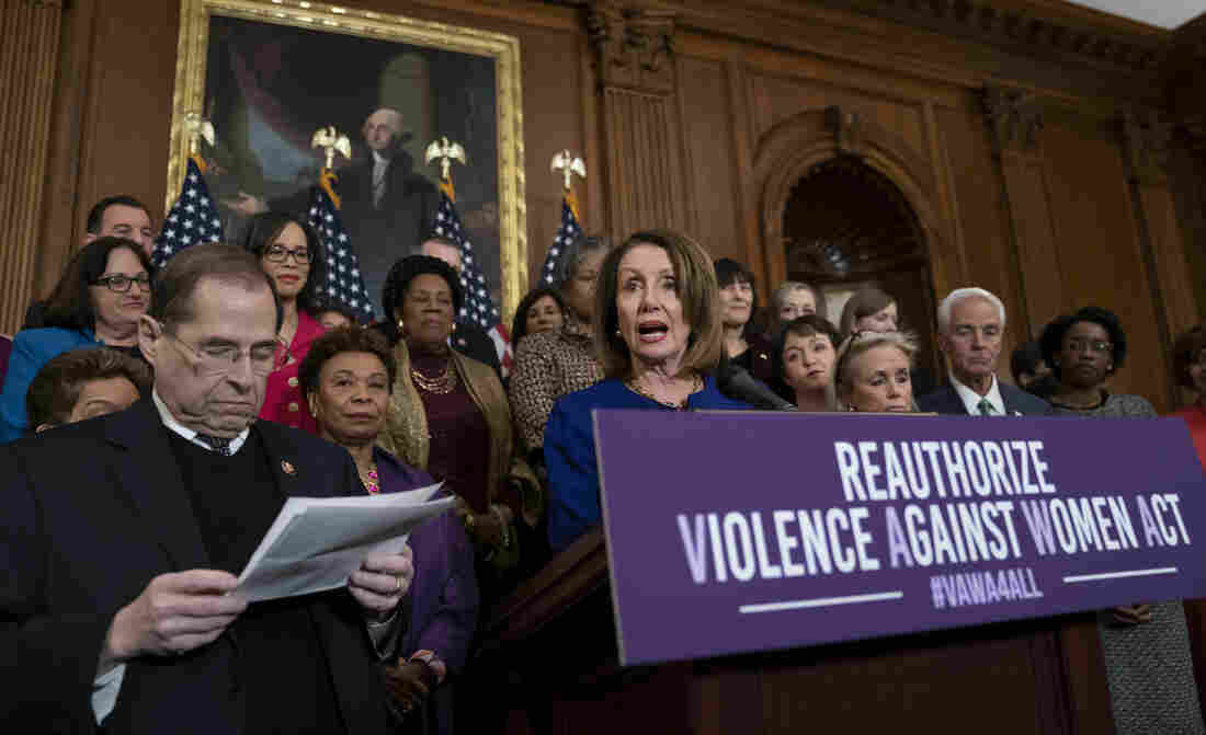 House votes to reauthorize Violence Against Women, close boyfriend loophole