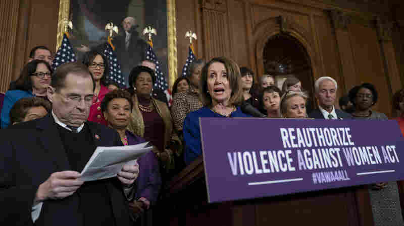 House Passes Bill Protecting Domestic Abuse Victims; GOP Split Over Gun Restrictions