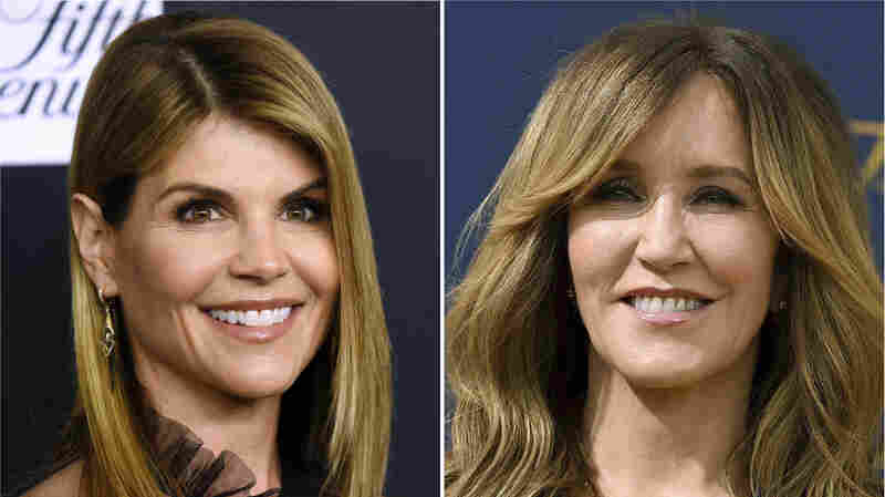 Felicity Huffman, Lori Loughlin Appear In Court Over College Admissions Scandal