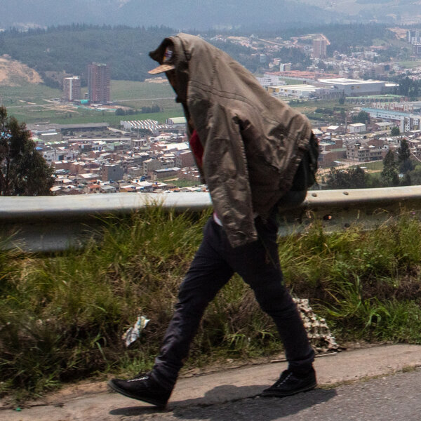 Chronicles Of A Venezuelan Exodus: More Families Flee The Crisis On Foot Every Day