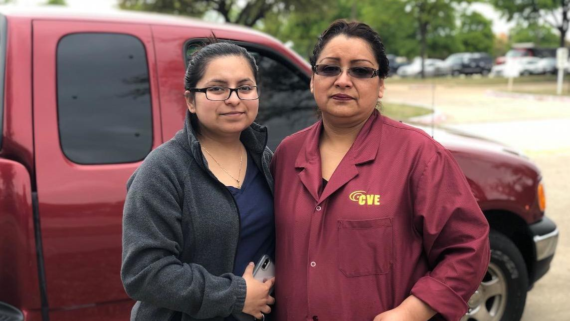 Immigration Raid Results In Arrest Of 280 Workers In Texas : NPR