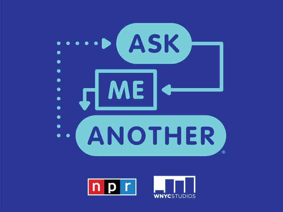 Logo for Ask Me Another