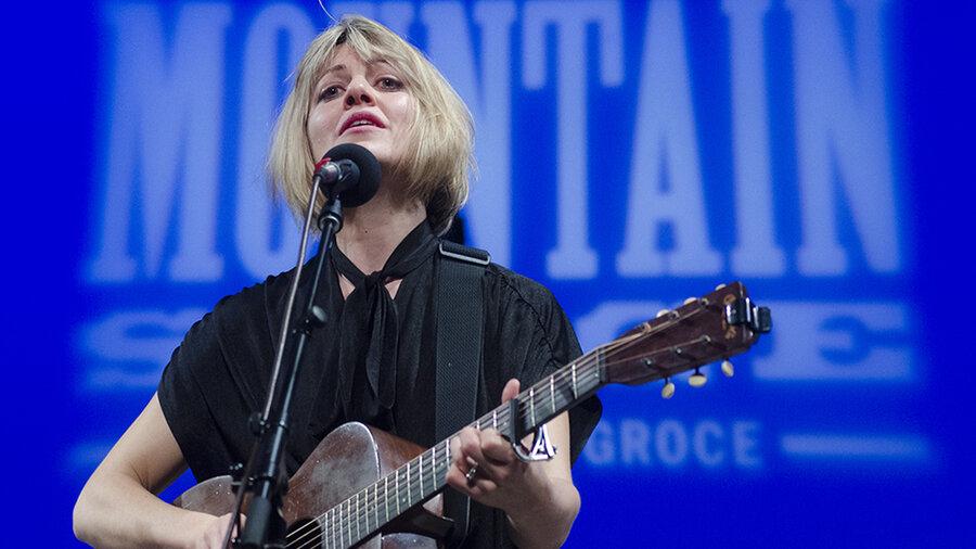 Anaïs Mitchell On Mountain Stage : NPR