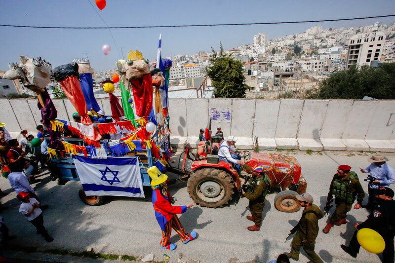 Hopes For Palestinian State Fade As Israeli Settlements Expand In