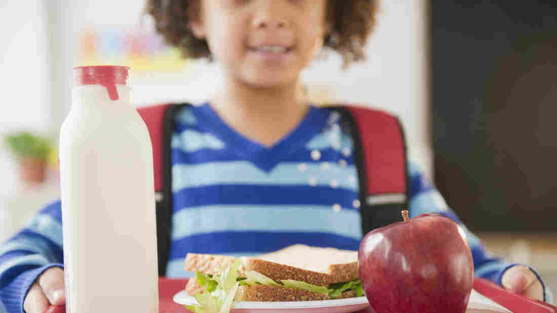 Six states and D.C. sue Trump administration over school lunches