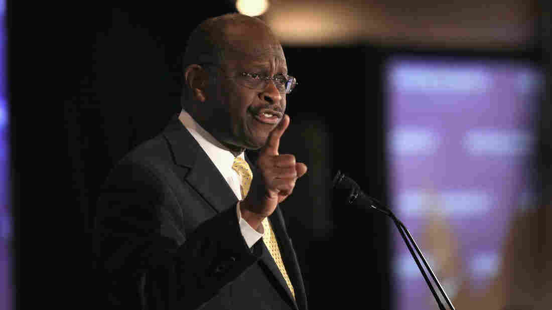 Trump to pick former presidential candidate Herman Cain for Fed seat