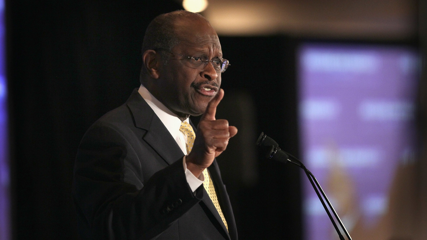 Trump To Tap Herman Cain For Federal Reserve Post : NPR