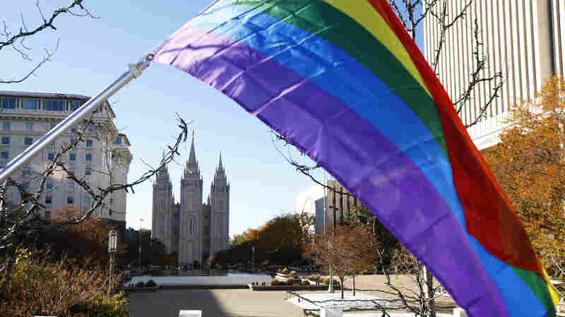In Major Shift, LDS Church Rolls Back Controversial Policies Toward LGBT Members