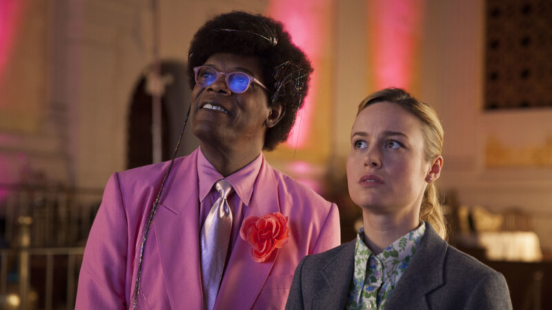 Review: Brie Larson's 'Unicorn Store' Is A Reunion With Samuel L