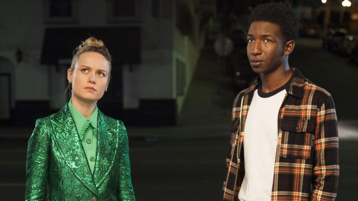 a4d012283 Review: Brie Larson's 'Unicorn Store' Is A Reunion With Samuel L. Jackson :  NPR
