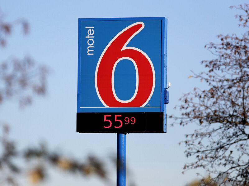 Motel 6 To Pay Millions After Giving Guest Lists To Immigration