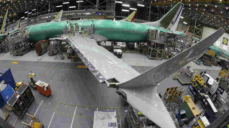 Boeing To Slow Production Of 737 Max Jets As It Works On Flight Control Software Fix