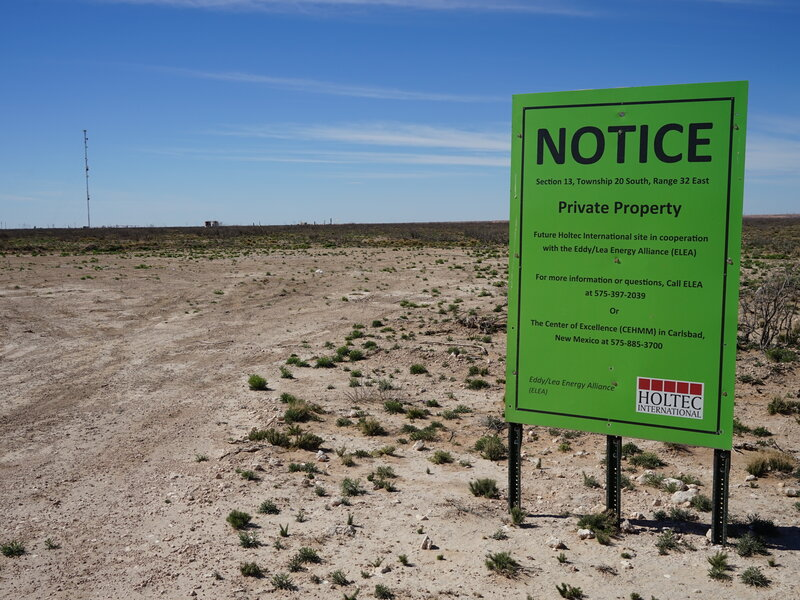 New Mexico May Become Temporary Storage Site For Nuclear ...