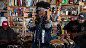 Georgia Anne Muldrow: Tiny Desk Concert