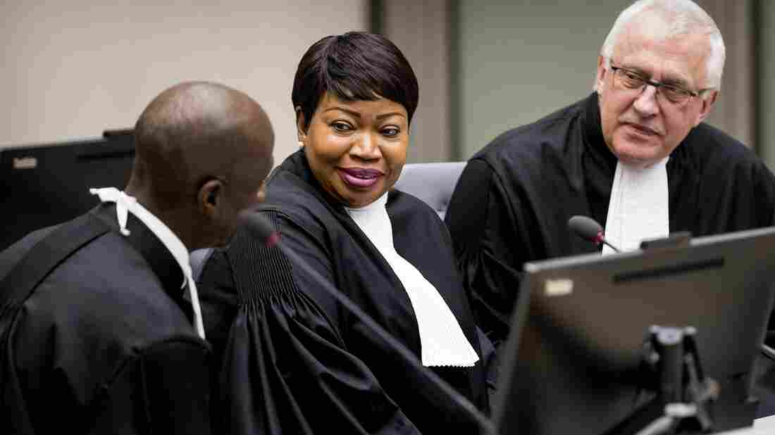 United States  cancels entry visa of ICC's Bensouda