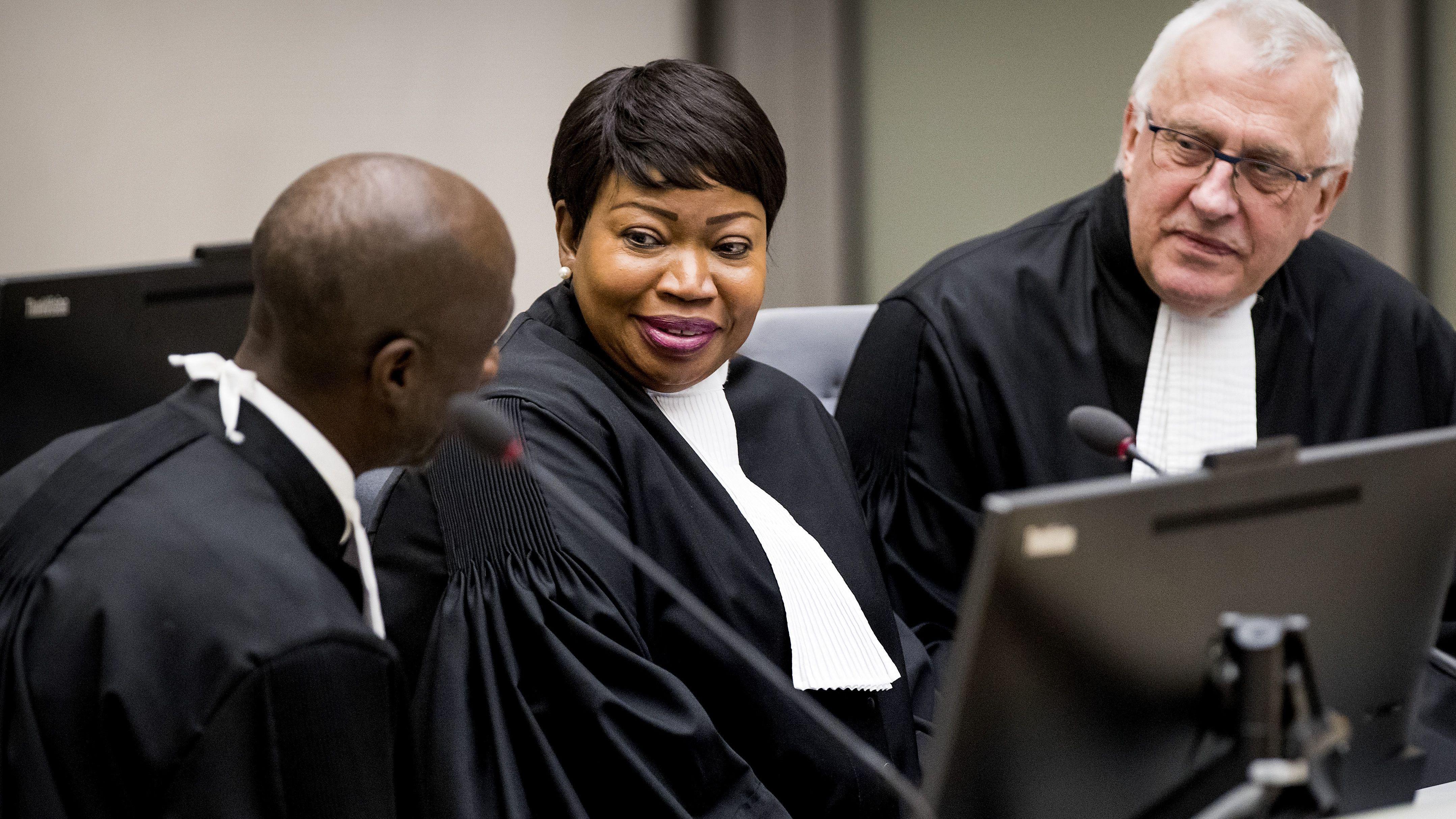 U.S. Strips Visa From World Criminal Court Prosecutor Pursuing War-Crimes Inquiry