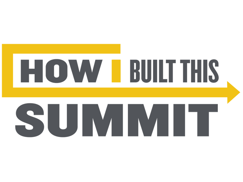 NPR's 'How I Built This' Summit With Guy Raz Returns To