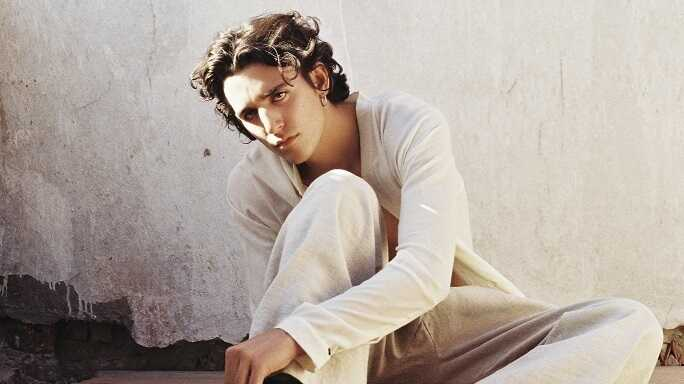 Tamino Channels Voices From His Arabic Heritage Into His Own Eccentric Sound
