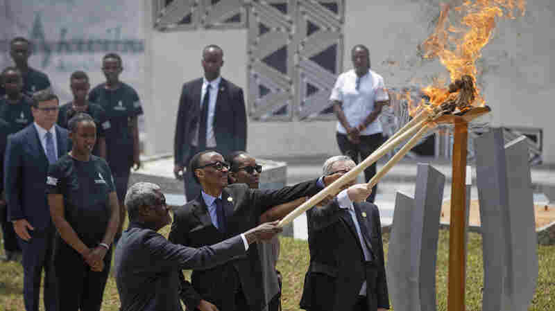 Rwanda's Genocide Victims Remembered 25 Years Later
