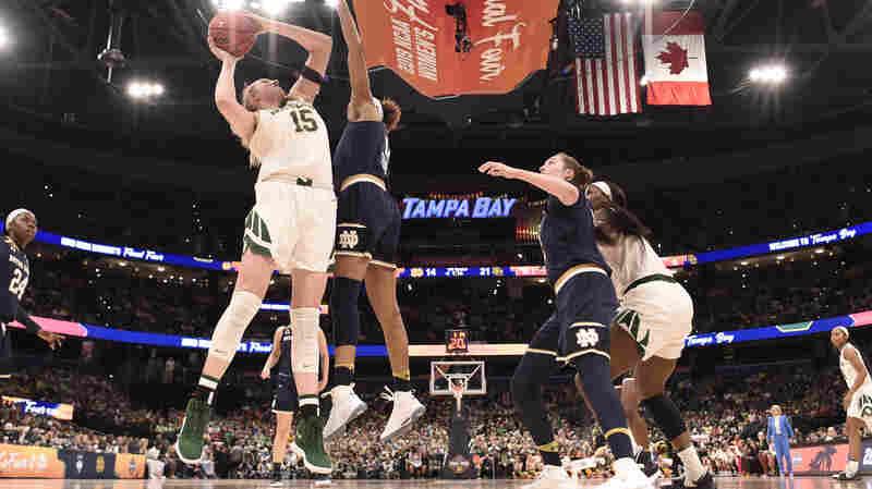 Baylor Beats Notre Dame To Win NCAA Women's Basketball Championship