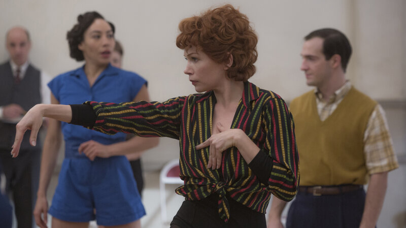 Review: 'Fosse/Verdon' Wastes A Great Michelle Williams Performance