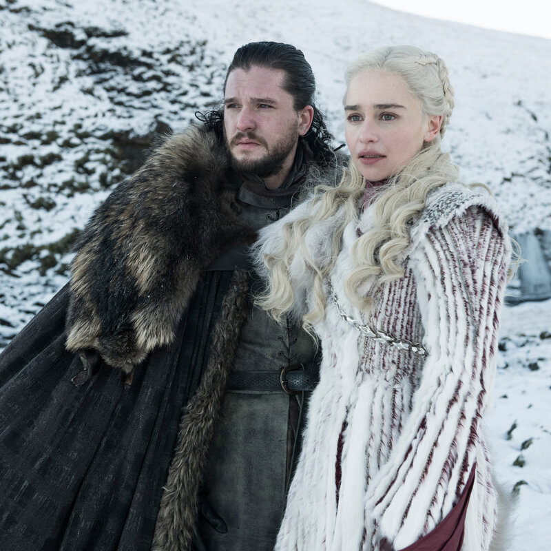 Game Of Thrones' S 8, E 4: Recap 'The Last Of The Starks' : NPR