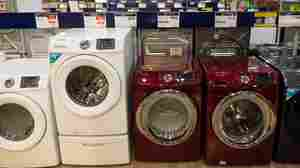 Tariffs' Complex Ripple Effects Hit Appliance Shoppers And Makers