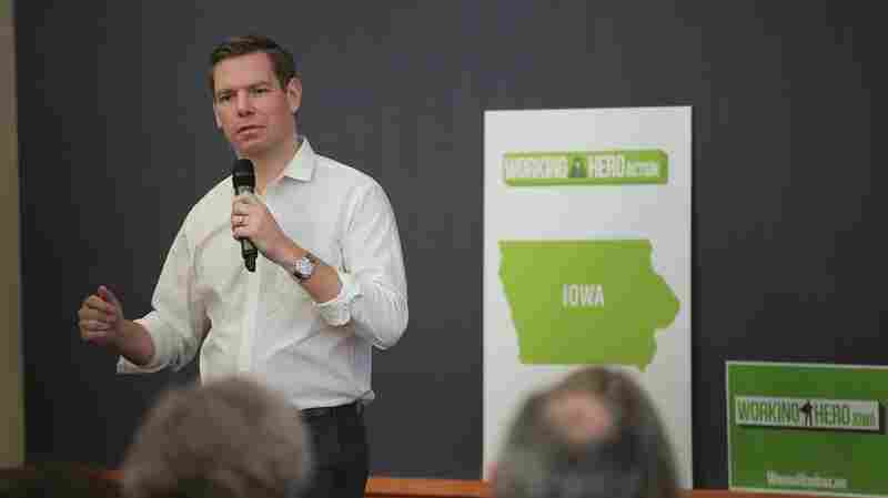 California Rep. Eric Swalwell Is Running For President, Too, With A Focus on Guns