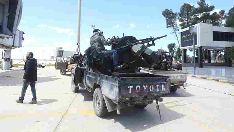 Fighting Grips Tripoli As Libya Faces New Violence Among Rivals