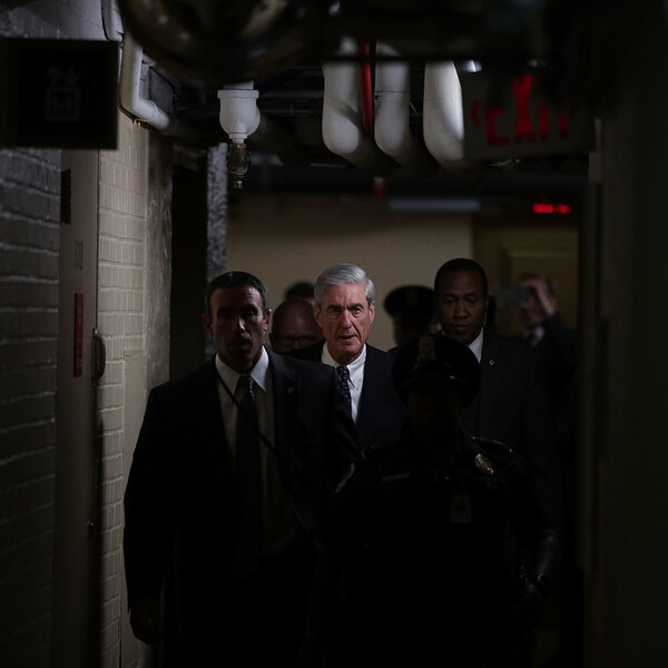 House Judiciary Leaders Unite In Call For Mueller Hearing; Unclear If He'd Appear