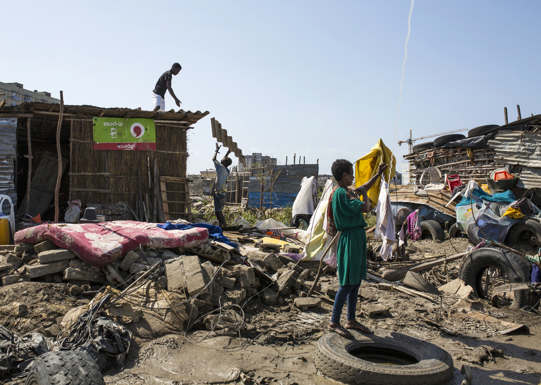 Cyclone Idai Overwhelms Mozambique City's Climate Change