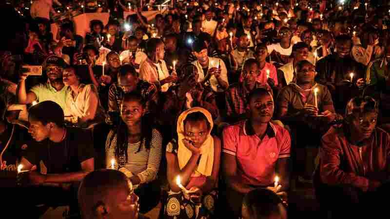 Reporter's Notebook: Rwandan's Trial Triggers Memories Of Genocide