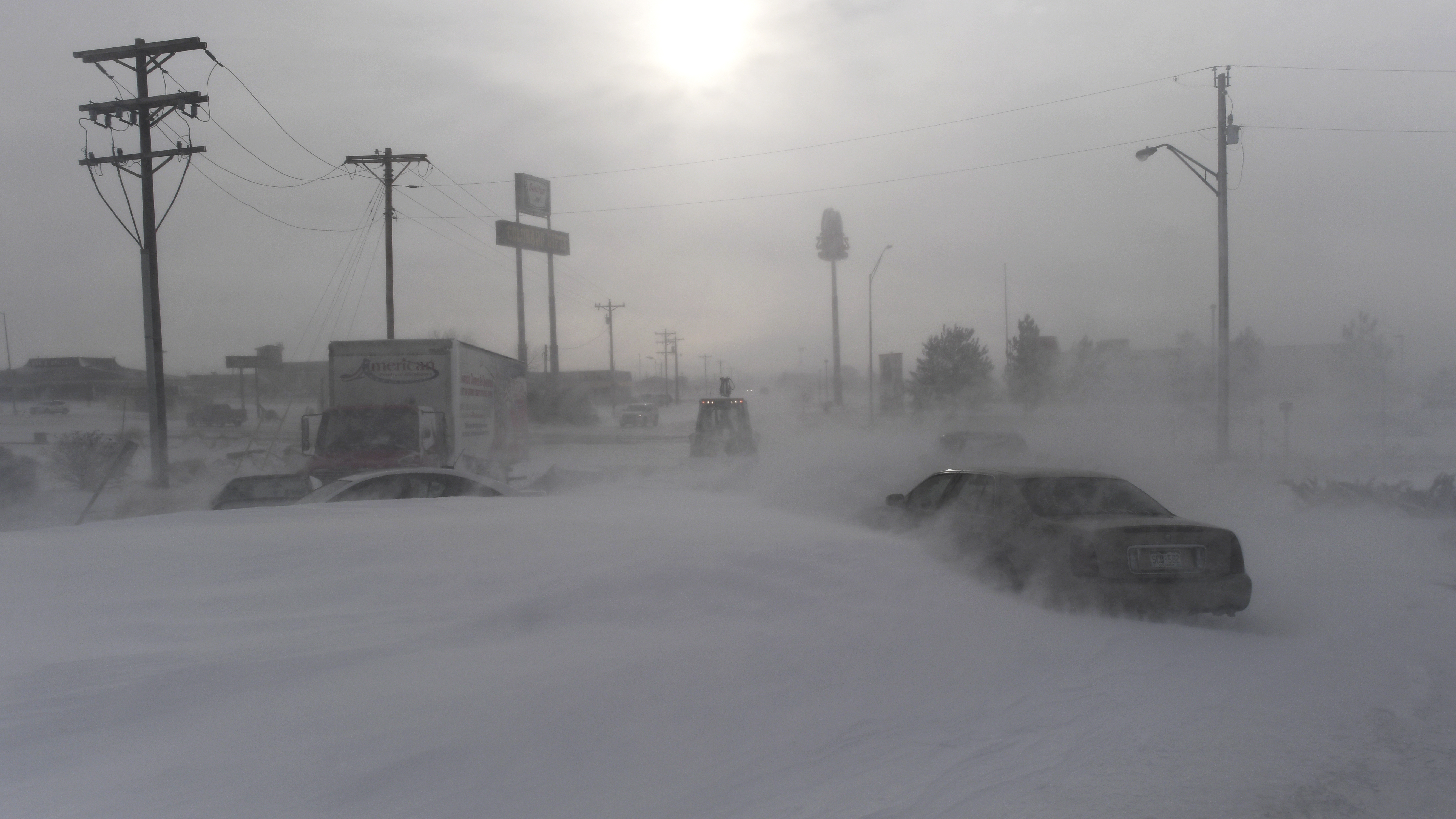 A Second Bomb Cyclone: Colorado Predicted To Go From 80 Degrees To A Blizzard