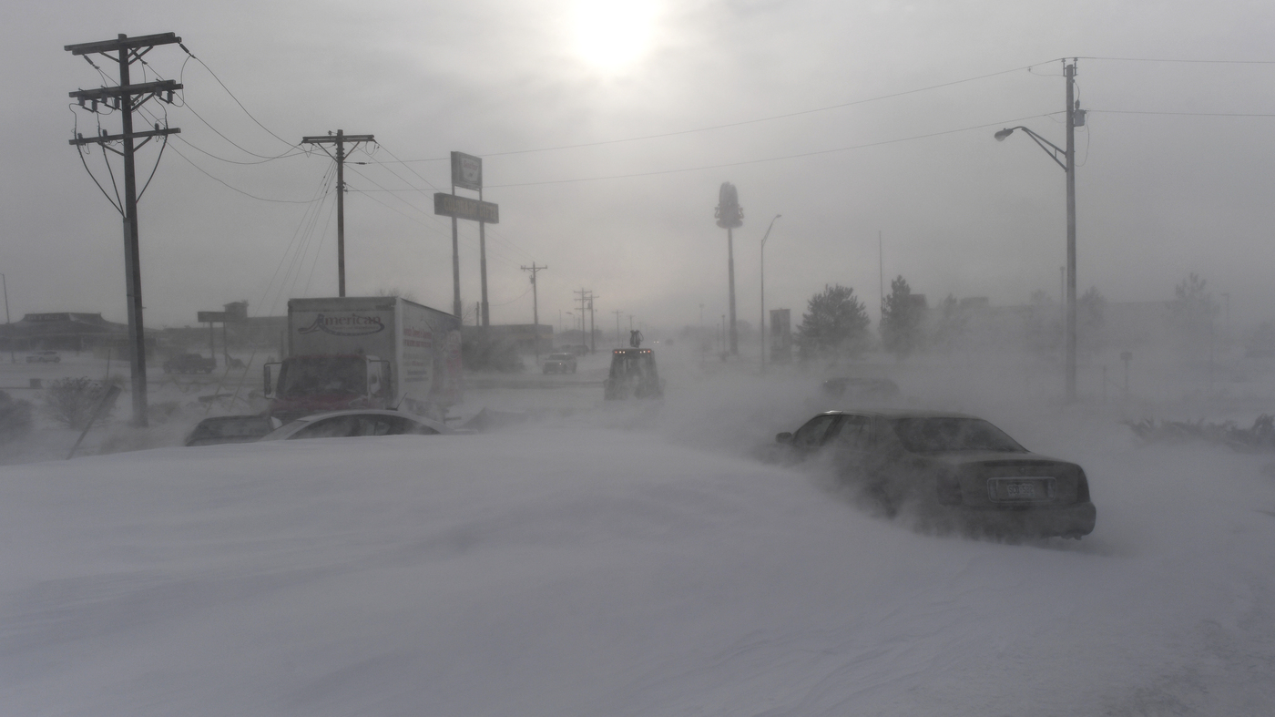 A 2nd Bomb Cyclone Colorado Predicted To Go From 80