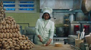 Tierra Whack Serves Up Spuds With A Side Of Horror In 'Unemployed' Video