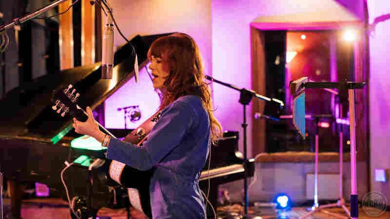 Watch Jenny Lewis Perform 'Wasted Youth' Live In The Studio