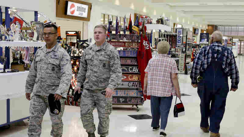 Military Stores Asked To Stop Showing 'Divisive' News On Their TVs