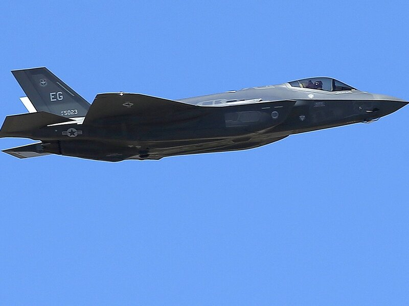 Pieces Of Missing Japanese F-35 Fighter Jet Found